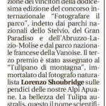 Rassegna stampa Il Tirreno