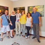 Alcune immagini dell'inaugurazione scattate dal personale del parco, Barbara Cardini, Salvatore Prudente e Stefano Mazzei