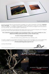 Libro Apuane terre selvagge